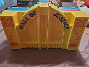 1984 Kenner Super Powers Collection Hall of Justice DC Comics Rare