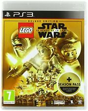 Warner LEGO Star Wars Deluxe Edition