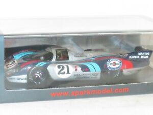1/43 Porsche 917 LH Martini Racing Team  Le Mans 24 Hrs 1971 #21