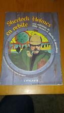 Sherlock Holmes en orbite - Collectif - L'Atalante