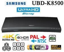 SAMSUNG UBD-K8500 4K UHD ALL Region Free DVD ZONE ABC Blu-Ray Disc Player Conver