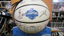 2015/16 Villanova Wildcats Signed STARTERS Championship Basketball COA