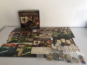 Alchemists board game