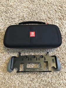 📀 Nintendo Switch GoPlay Game Traveler Pack - w/ Travel Case & Grip Stand