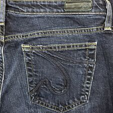 AG Adriano Goldschmied Womens The Angel Boot Cut Stretch Jeans Size 31 32x31