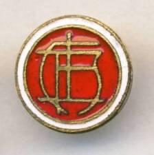 old Club Atletico LANUS Football Club PIN BADGE Soccer ARGENTINA Buenos Aires