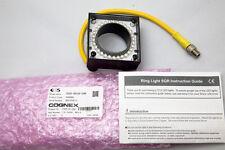 CCS Cognex SQR-56W-ISM ICWS-56-ISM machine vision LED light ring BK-SQR-56-ISM