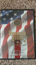 American Honor Video Collection Dvd Vietnam Soldier's Story: Invisible Enemy