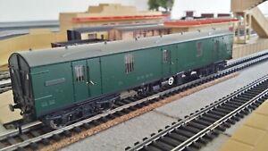 Bachmann 39-273A BR Mk1 GUV No. S86791 (Green)