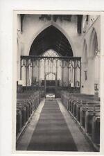 St Agnes Church Cawston Norfolk 1964 RP Postcard 900a