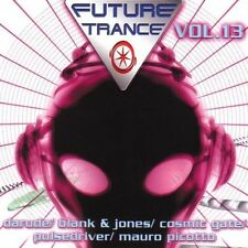 Future Trance 13 (2000) Darude, Blank & Jones, Mauro Picotto, Sash... [2 CD]