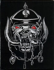 Motorhead Warpig Patch Lemmy Rock 'n' Roll Sex Pistols Tank Headcat Tank