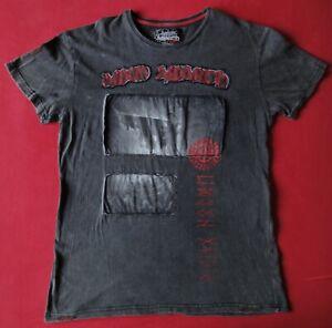Shirt AMON AMARTH - Logo + Gr. XL (Unleashed, Enslaved, Dimmu Borgir, Hypocrisy)