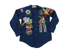 Vintage Boy Scouts Of America BSA Uniform Youth Medium Patches Pins Lot Webelos