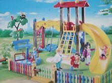 Playmobil -- Pièce de rechange -Square Pour Enfants Avec Jeux 5568 ---