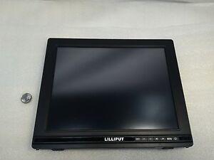 "LILLIPUT FA1000-NP/C/T 9.7"" 5-wire Resistive Touch Screen Monitor with HDMI, DVI"