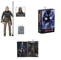 """NECA FRIDAY THE 13TH PART 6 ULTIMATE JASON VORHEES 7"""" ACTION FIGURE *RE-RELEASE*"""