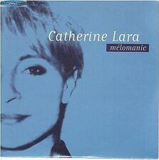 CATHERINE LARA MELOMANIE CD PROMO neuf
