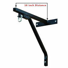 Auth Heavy Duty Punch Bag Wall Bracket Steel Mount Hanging Stand Boxing MMA Onex