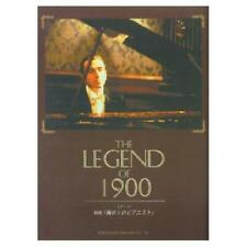 The Movie~ The Legend of 1900~ For Piano Solo Sheet Music Book