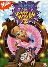 Fairly Oddparents: Jimmy Timmy Power Hour 2 [New DVD] Full Frame