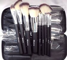 Morphe Authentic  Brushes 502 9 Piece Deluxe Vegan Brush Set Brand New