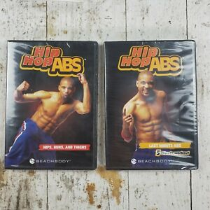 Hip Hop ABS The Ultimate AB Shaun T's 2 DVDs New Sealed