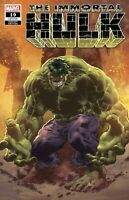 IMMORTAL HULK #19 VARIANT DEODATO 6/12/19 MARVEL DR FRYE 1ST 1 2 NM TRADE APP
