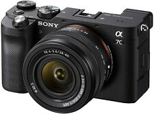 Sony Alpha a7C Kit with FE 28-60mm F4–5,6 Black (ILCE7CL/B)
