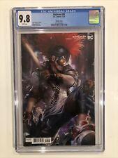 Batman #99 CGC 9.8 James Tynion IV - JOKER WAR Derrick Chew variant