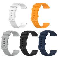 22mm Silicone Wristband Watch Bracelet Strap Belt for Garmin Vivoactive 4 Band