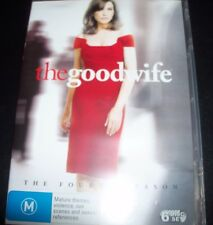 The Good Wife The Fourth Season 4 (Australia Region 4) DVD