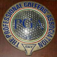 FERMACARTE DEL PROFESSIONAL GOLFERS' ASSOCIATION