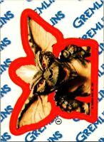 1984 Topps Gremlins Movie Sticker Card #5 Stripe