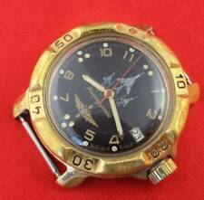 Vostok Boctok Komandirskie militaire russe hommes watch Wind Up 17 jewels fonctionne