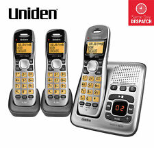 UNIDEN DECT 1735+2 DIGITAL PHONE SYSTEM WITH POWER FAILURE BACKUP Wi-Fi FRIENDLY