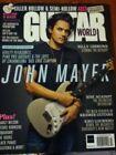 guitar world magazine october 2021 john mayer cover