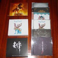 TENGGER CAVALRY 7CDs LOT  EGO FALL/NINE TREASURES Mongolian Folk Metal NEW