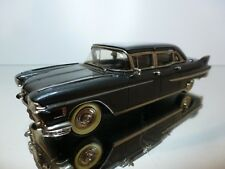 CONQUEST MODELS 18 CADILLAC FLEETWOOD - 1958 - ANTHRACITE 1:43 - VERY GOOD - 7