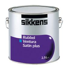 Rubbol Ventura Satin Plus -  1 Liter Seidenglanzlack für Fenster und Holz außen