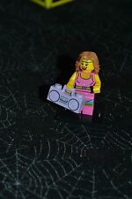 LEGO FITNESS INSTRUCTOR  MINIFIGURE # 10 SERIES 5  # 8805