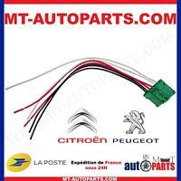 Connecteur de feux arriére Pour Citroen Peugeot 206 207 307 308 2008 1606248780