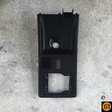 Saab 900 Shifter Center Console Panel w/Switche Saab 900 1986 1990 9493727