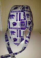 Kansas University Skull Cap / Doo Rag w/Cool Max Lining