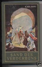 Karl May -1952 --Band 10 --Sand des Verderbens -