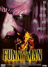 FUNNY MAN / TIM JAMES - CHRISTOPHER LEE - BERNY YOUNG DVD HORREUR NEUF/CELLO
