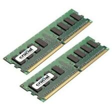 Crucial 2 GB DIMM 667 MHz PC2-5300 DDR2 SDRAM Memory (CT2CP12864AA667)