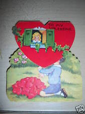 Antique Valentine Card