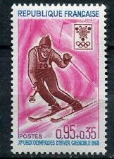 FRANCE TIMBRE NEUF N° 1547  ** JEUX OLYMPIQUES SKI