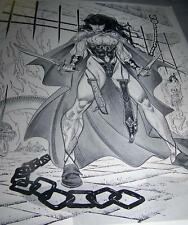 Angels of Death RICH LARSON Erotic Fantasy Art print